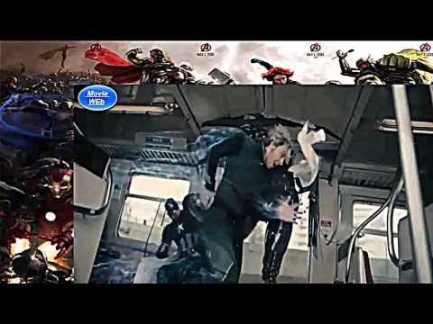 Los Vengadores 2  La Era De Ultron Nuevo Trailer español latino