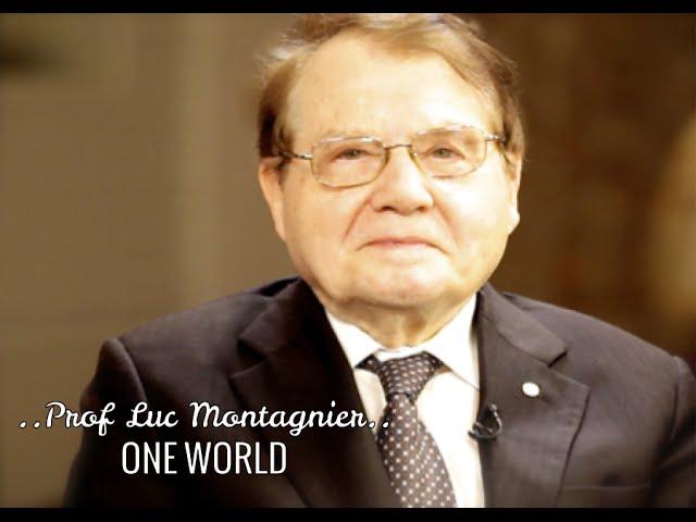 ONE WORLD: LUC MONTAGNIER & DEEPAK CHOPRA (trailer 2)