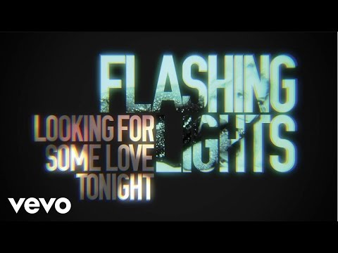 Havana Brown - Flashing Lights (lyric Video) video