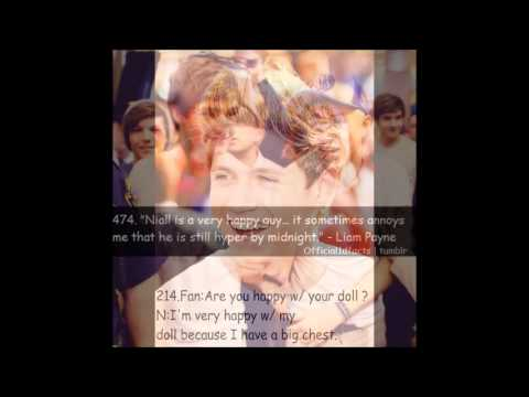 Niall Horan facts and quotes