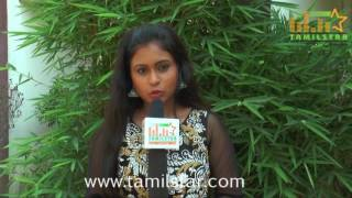 Shreya Sri At Vaanga Vaanga Movie Team Interview
