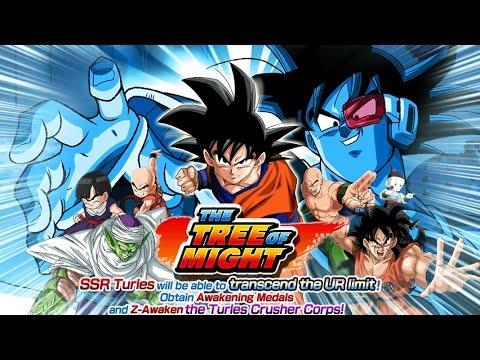 The Tree Of Might Pt. 1 (DBZ: Dokkan Battle)