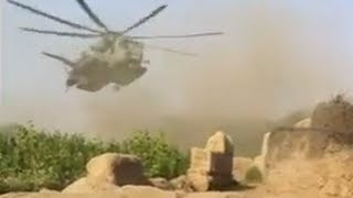 HELO EXTRACT UNDER HEAVY TALIBAN FIRE