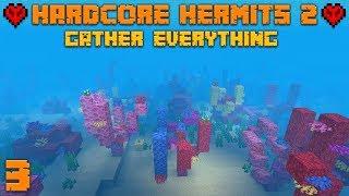 Minecraft Hardcore Hermits 3 Dolphin Must Not Die! (Season 2)