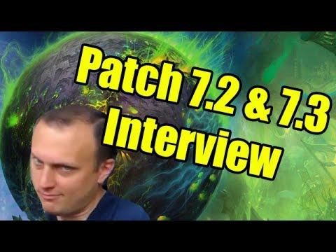 Cox n' Crendor Interview World of Warcraft Game Director Ion Hazzikostas on Legion 7.2 and 7.3