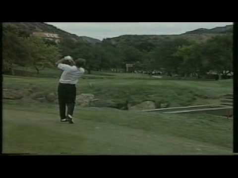 1993 Franklin Funds Shark Shootout  Steve Elkington and raymond Floyd Part 2