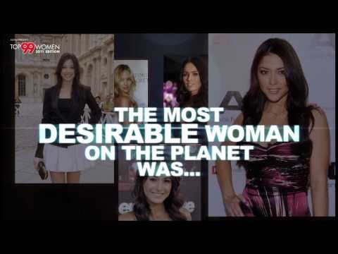 The 2011 Top 99 Sexiest Women Alive Teaser