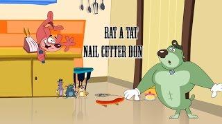 Rat-A-Tat | Chotoonz Kids Cartoon Videos | 'NAIL CUTTER DON'