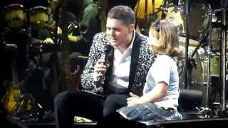 "Michael Buble Video - Michael Buble - ""You've Got A Friend In Me"" Pittsburgh 2013"