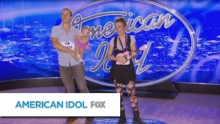 "Like 1, 2, 3 from ""Auditions No. 1"" - AMERICAN IDOL"