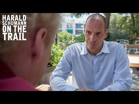 Talking to Yanis Varoufakis (Harald Schumann On The Trail - the complete interview)