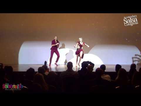 Talal & Edyta Dance Performance | AISC 2016