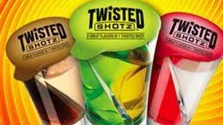 Twisted Shotz: Weekend Liquor Review