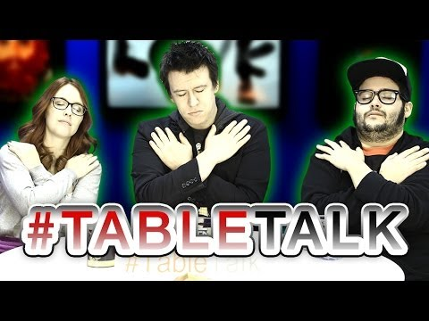 Go to the Grave with #TableTalk!