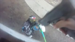Open Play and MagFed Warz at Paintball Explosion
