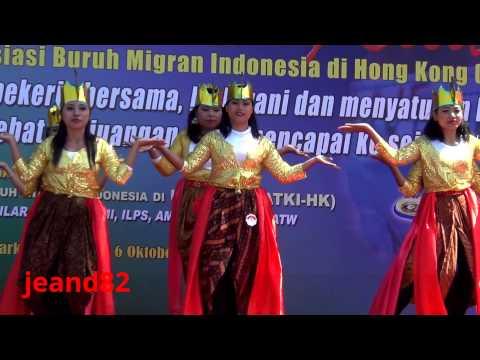 Tari Tradisional Manuk Dadali Hkg(jeand82) video