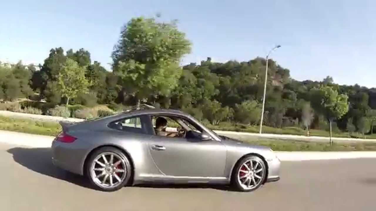 Porsche 997 Carrera 4s With Sport Classic Bumper Conversion And Misha Ducktail Youtube