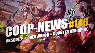Coop-News #146 / ЗБТ игры Raiders of the Broken Planet, Использование игр Blizzard в президентской гонке Южной Кореи и другое