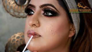 pakistani walima bridal makeover