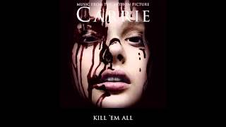 Carrie (2013) Original Motion Picture Soundtrack l Marco Beltrami l Full Album  