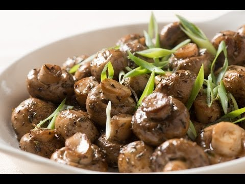 How to Sauté and Roast Mushrooms