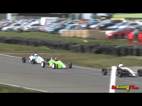 2012 Scottish Formula Ford 1600 Meeting 2 KNOCKHILL
