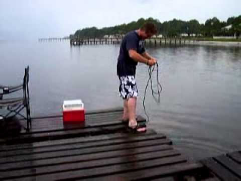 Fishing Funny Accident (Part 1)