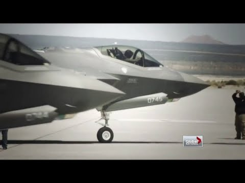 Global National - Canada's F-35 fighter jet deal failure