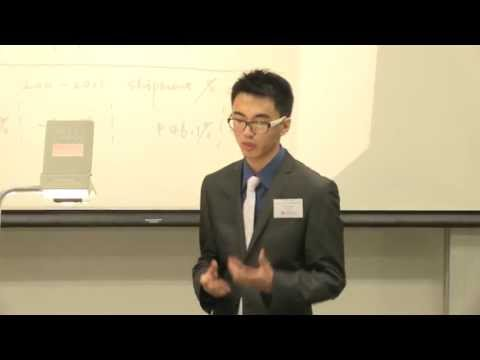 HSBC Asia Pacific Business Case Competition 2013 - Round1 D2 - PKU