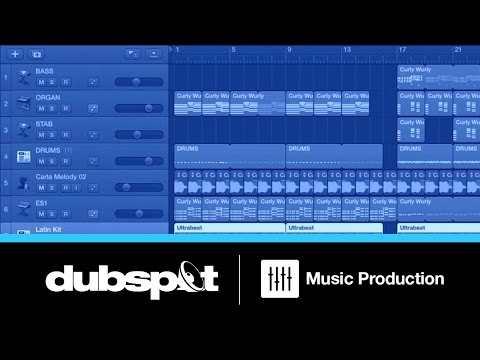 Logic Pro X Tutorial - Humanizing Your House Music Drums w/ Matt Shadetek