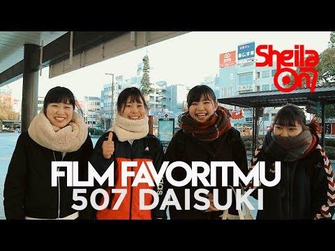 ORANG JEPANG DENGAR SINGLE TERBARU SHEILAON7 FILM FAVORITMU