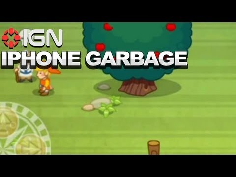 iPhone Garbage: The Legend of Zenda