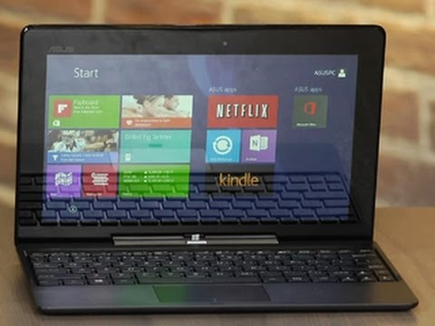 Asus Transformer Book T100 is a netbook-meets-tablet with tremendous budget appeal