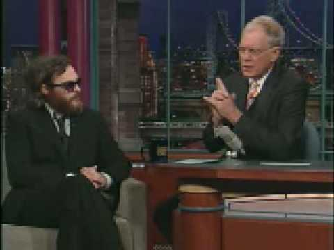 Joaquin Phoenix Acting Weird on the Late Show With David Letterman