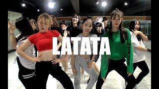 MIND DANCE (마인드댄스) 방송댄스 (K-pop Dance Cover) | (여자)아이들 - 라타타(LATATA)