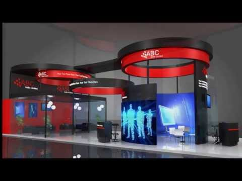 Exhibition Stand Design by sbmDESIGN