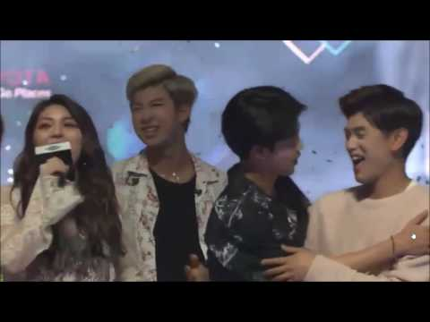 [160625] KCON in New York - ENDING All Artists | BTS (방탄소년단), MAMAMOO, AILEE, DAY6, ERIC NAM