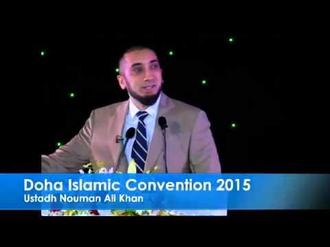 Honoring the Messenger ﷺ By Nouman Ali Khan in Doha , Qatar 6th Feb 2015