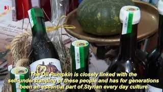 The Green Gold - P.G.I. Pumpkin Seed Oil of Styria, Austria