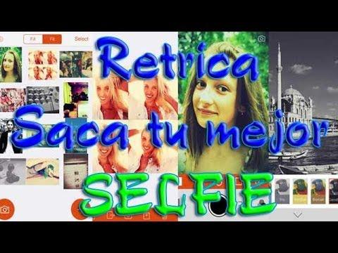 Retrica: La Mejor Aplicación para Selfies y Fotos en Android y iPhone