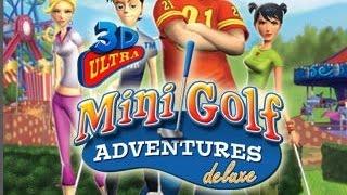 Let's Play 3D Ultra MiniGolf Adventures (Xbox 360) Part 1
