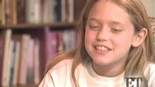 Liesel Matthews interview at home 1995
