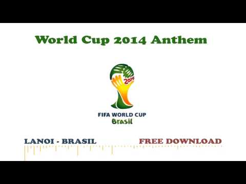 Brasil FIFA World Cup 2014 Anthem [Progressive House] NEW!
