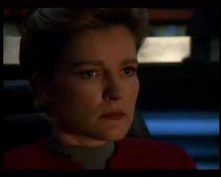Star Trek Voyager - Janeway self destructs voyager EXTENDED Video