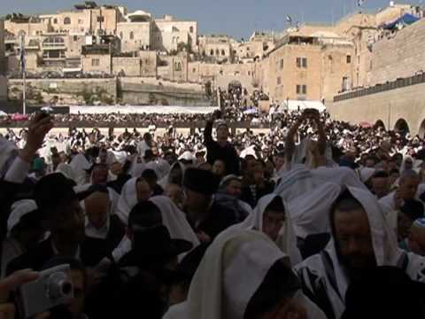 Easter celebrations start in Jerusalem