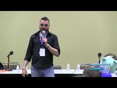 BronyCon 2013 – Voice Acting 101 with Lee Tockar