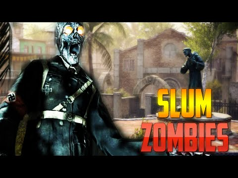Livestream | Custom Zombies ft. iHe4ven | ¡Zombies en Slums de BO2!