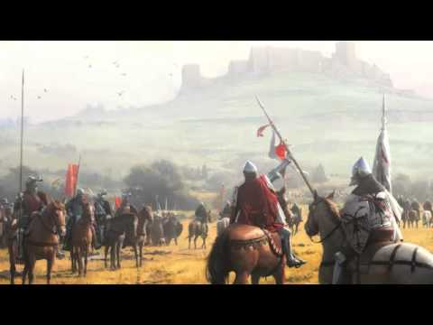 1 Hour of Early Middle Ages Music   YouTube 360p