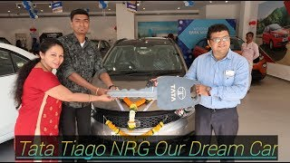 Tata Tiago NRG Our First Dream Car@@गौरव भालेकर Vlogs