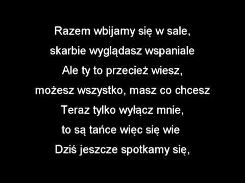 Sobota Feat. Weekend - Ona Tańczy Dla Mnie (tekst) Hd video